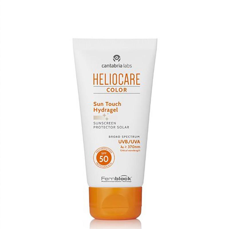 Heliocare spf 50 toque de sol hydragel 50 ml-Farmaciaolmos
