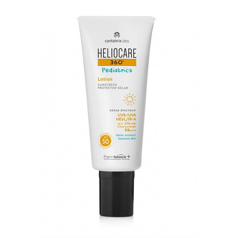 Heliocare 360º spf 50 pediatrics lotion 200 ml-FarmaciaOlmos