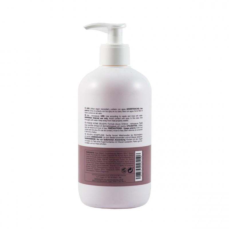 Higiene íntima fórmula suave, pH neutro. Farmacia Olmos