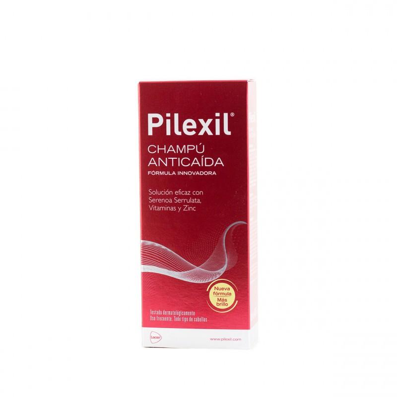 Pilexil champu anticaida 300 ml-Farmacia Olmos