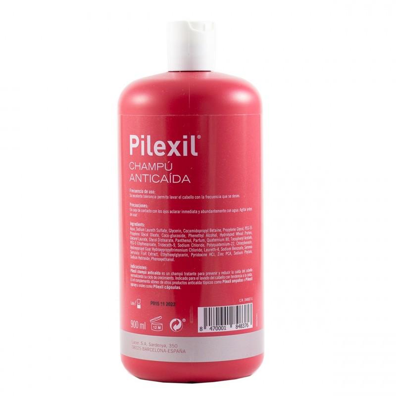 Pilexil champu anticaida  900 ml+regalo champu 100ml-Farmacia Olmos
