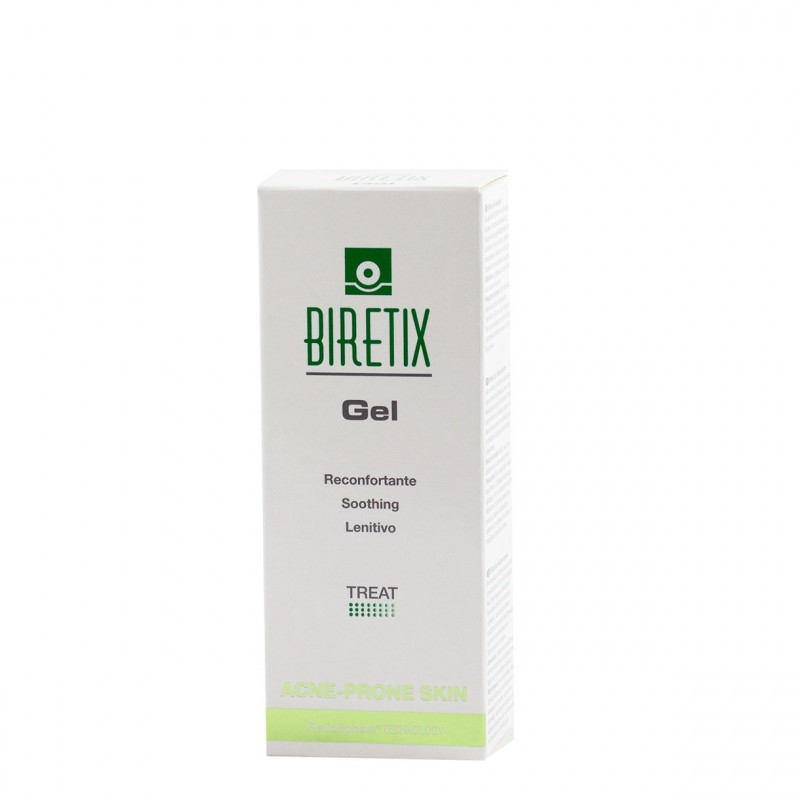 Biretix protocolo mantenimiento piel acneica gel 50 ml + cleanser 150ml-Farmacia Olmos