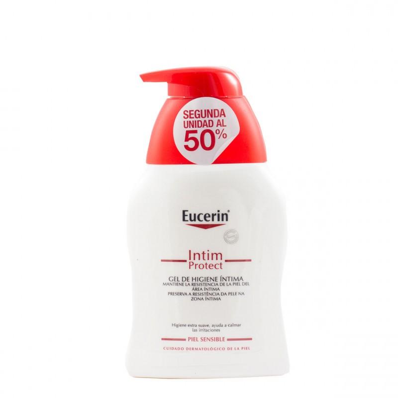Eucerin higienen intima 250ml duplo-Farmacia OLmos