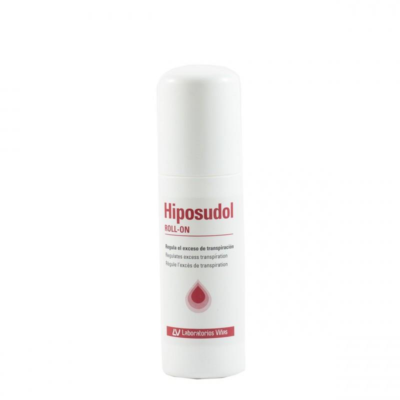 Hiposudol junior roll-on antisudorante  50 ml-Farmacia Olmos