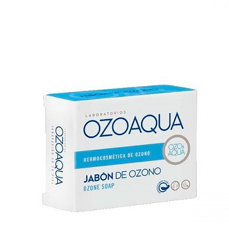 Ozoaqua jabon en pastilla 100g-Farmacia Olmos