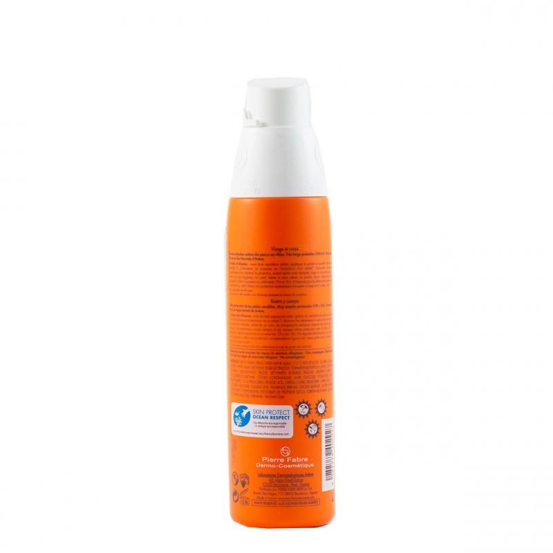 Avene proteccion spf 30 spray  200 ml-Farmacia Olmos