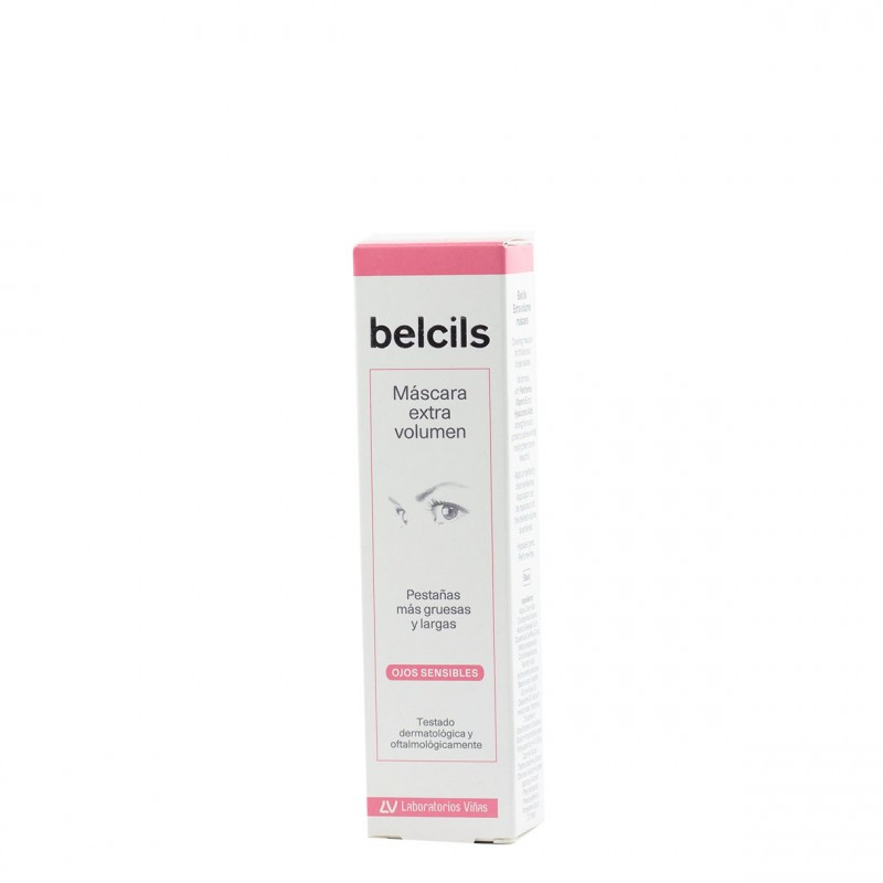 Belcils mascara extra volumen 8ml-Farmacia Olmos
