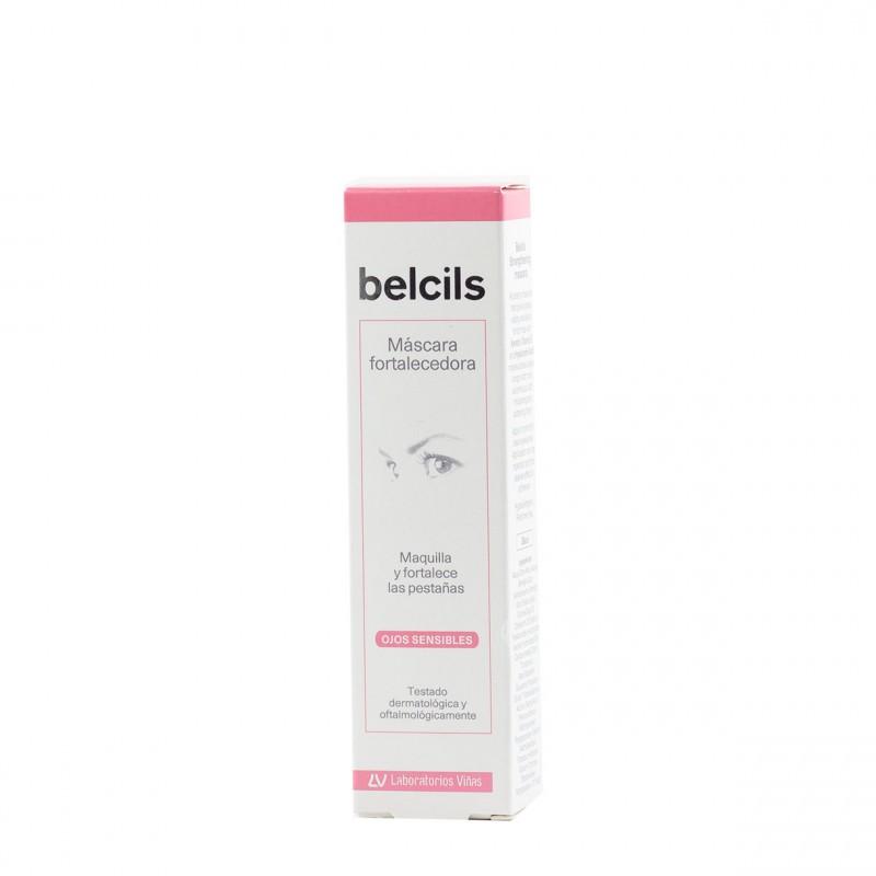 Belcils mascara fortalecedora negro 7ml-Farmacia Olmos