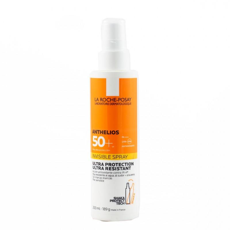 La roche posay anthelios xl spf 50+  spray 200 ml - Farmacia Olmos