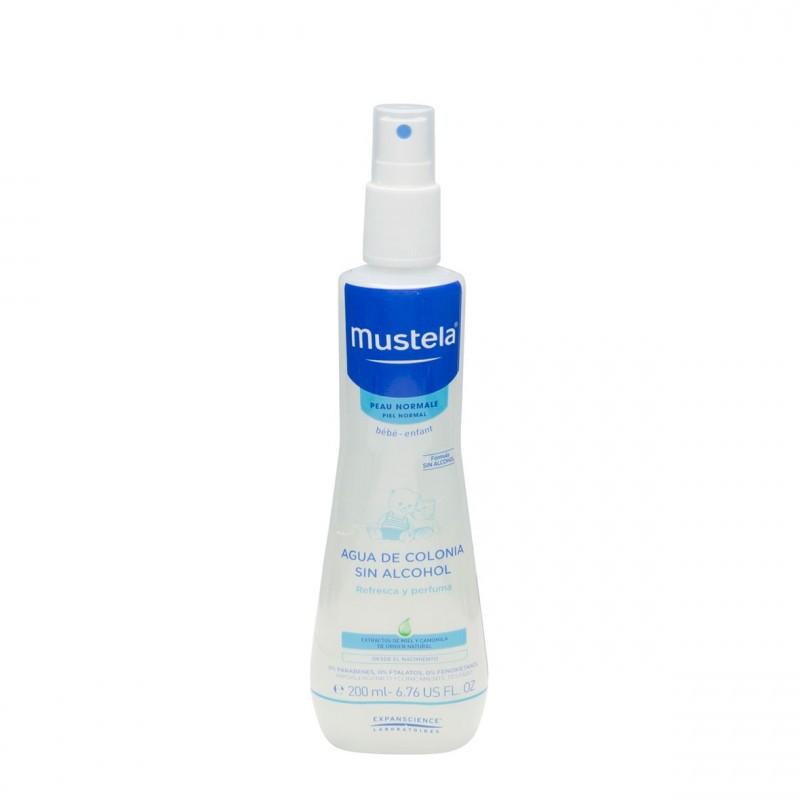 Mustela agua de colonia 200ml-Farmacia Olmos