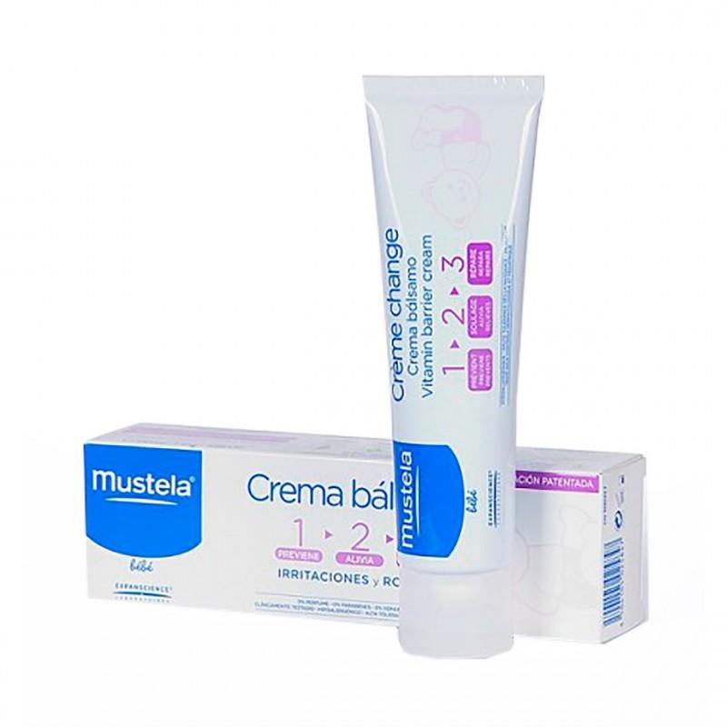Mustela crema balsamo 100ml-Farmacia Olmos