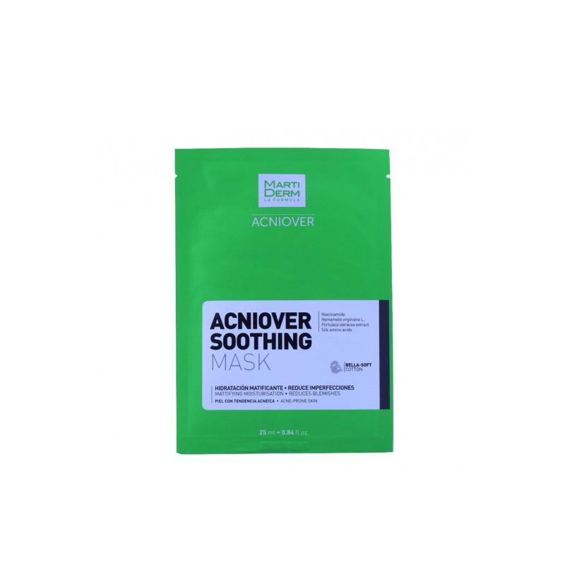 Martiderm acniover soothing mask 1 unidad-farmacia olmos