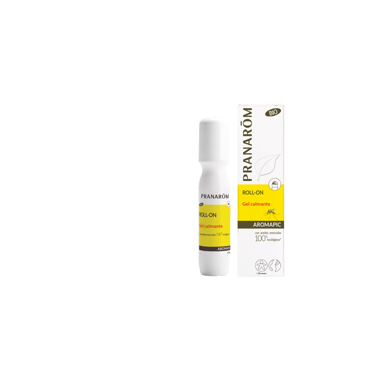 Pranarom aromapic roll-on postpicaduras 15ml-Farmacia Olmos
