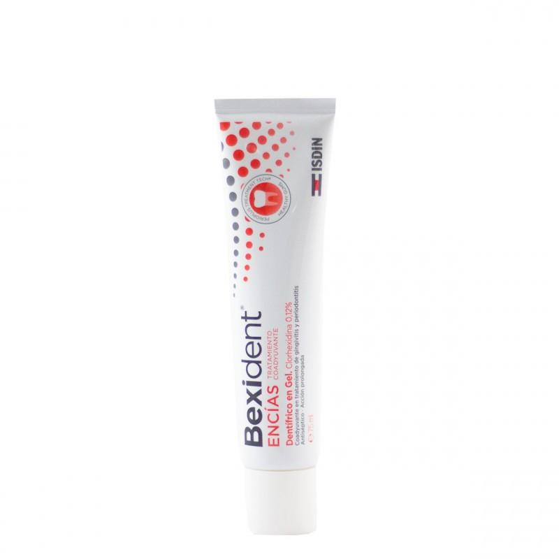 Bexident encias gel dentifirico 75ml-Farmacia Olmos