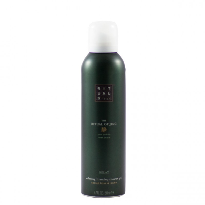 Rituals of jing foaming shower gel 200ml-Farmacia Olmos