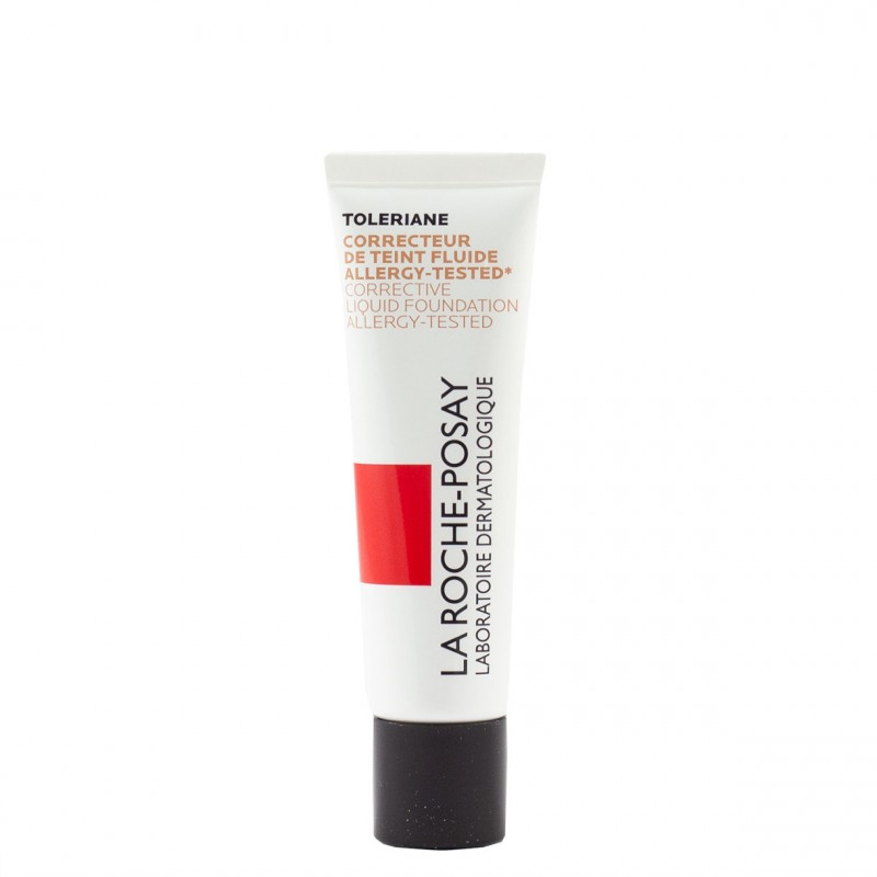 La roche posay toleriane fondo maquillaje corrector fluido 11-beige clair 30ml - Farmacia Olmos