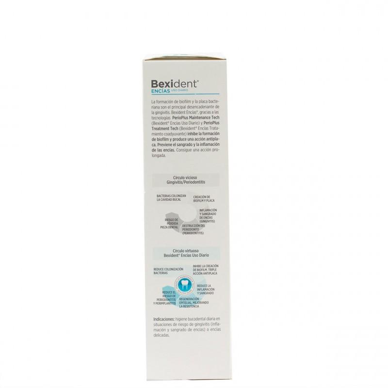 Bexident encias colutorio triclosan  250 ml - Farmacia Olmos