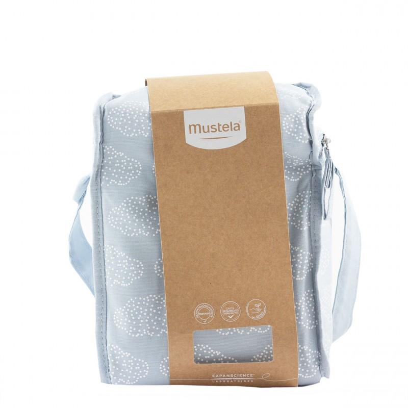 Mustela bolsa isotermica gris-Farmacia Olmos