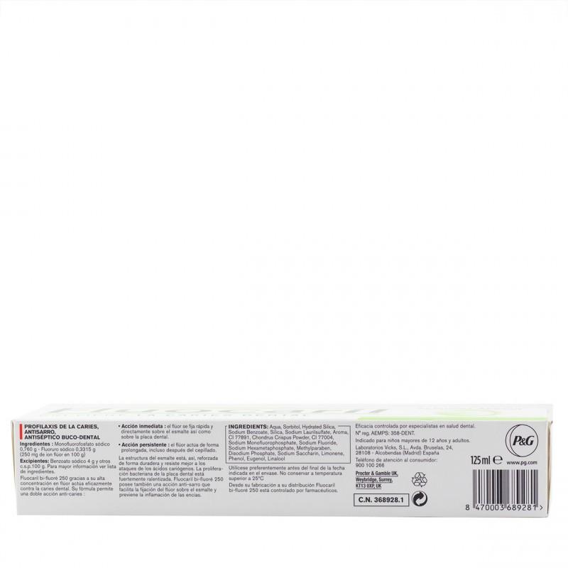 Fluocaril 125ml - Farmacia Olmos