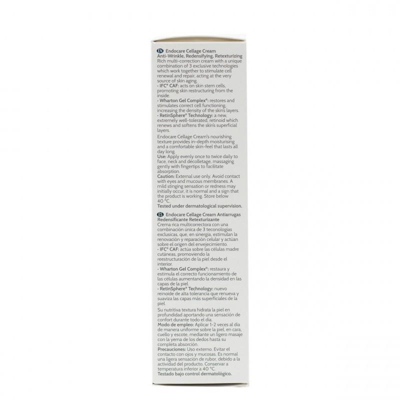 Endocare cellage cream 50ml-Farmacia Olmos