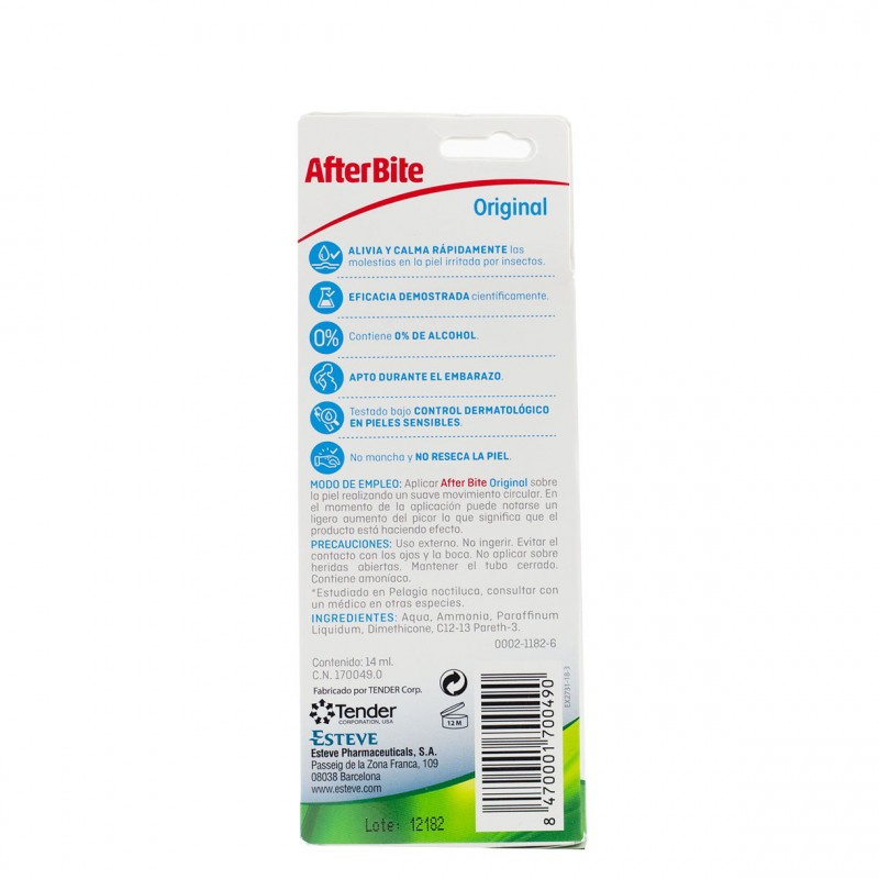 After bite original 14ml - Farmacia Olmos