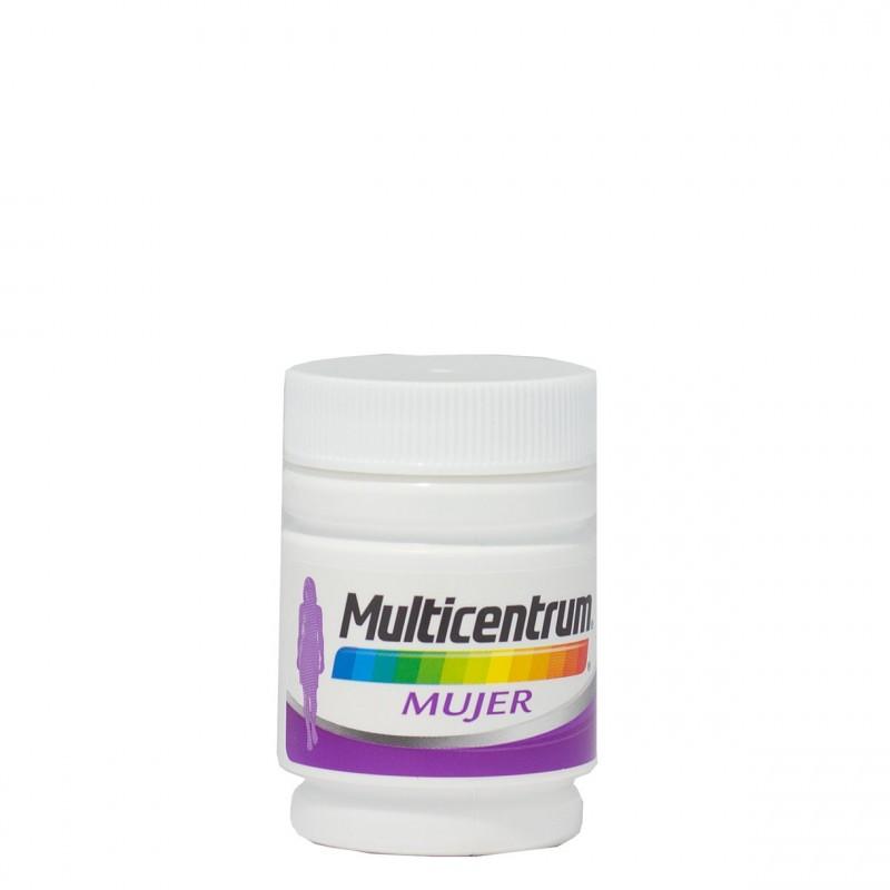 Multicentrum mujer 30 comprimidos-Farmacia Olmos