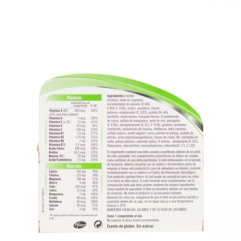 Multicentrum 90 comprimidos-Farmacia Olmos
