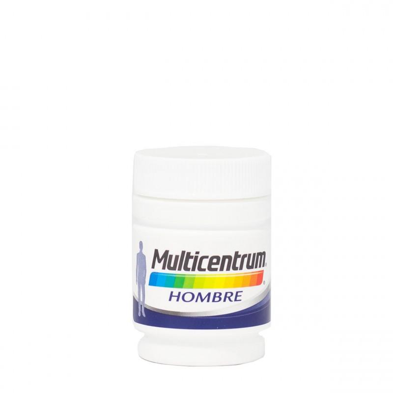 Multicentrum hombre 30 comprimidos-Farmacia Olmos