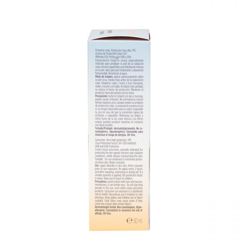 Isdin fotoprotector extrem 90 spf 50+  crema 50 ml-Farmacia Olmos