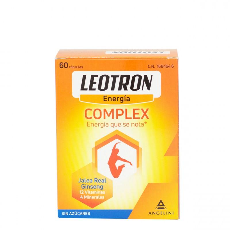 Leotron complex 60 capsulas-Farmacia Olmos
