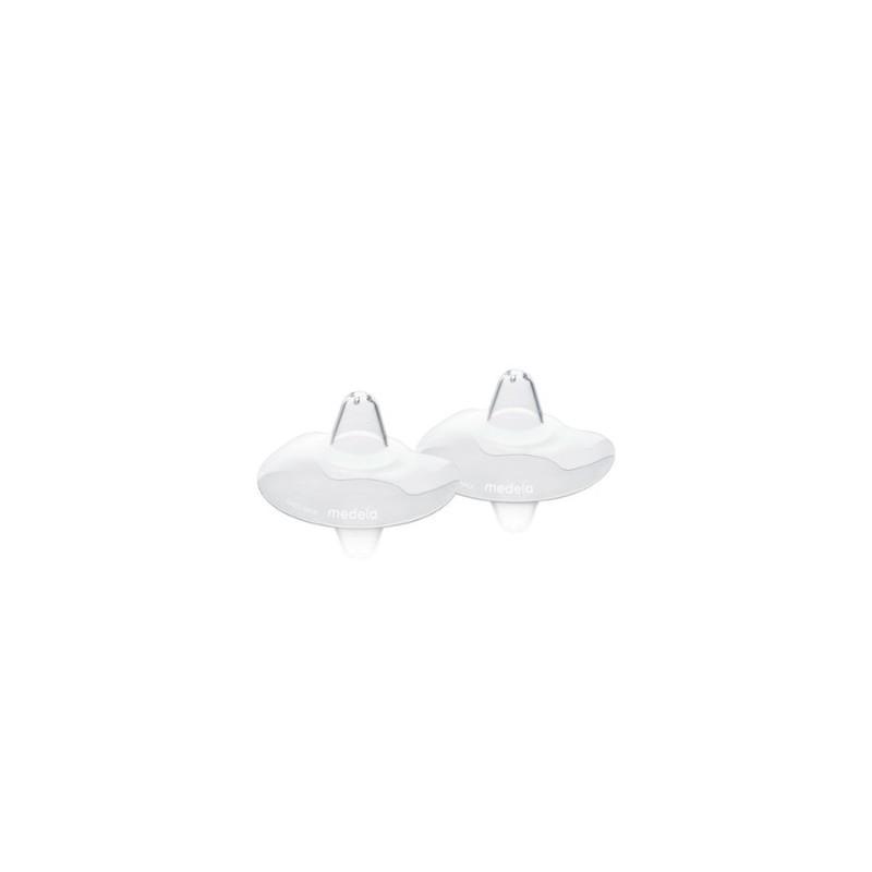 Medela pezonera contact silicona s 2 unidades - Farmacia Olmos