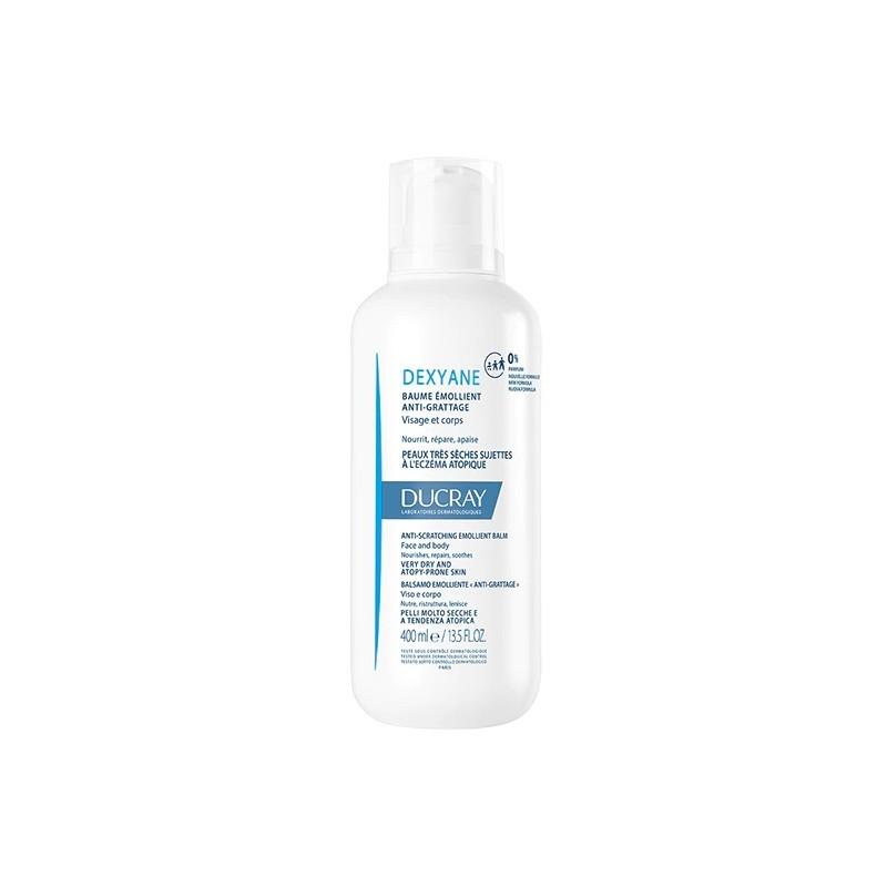 Dexyane balsamo emoliente antirascado 400ml-Farmacia Olmos.