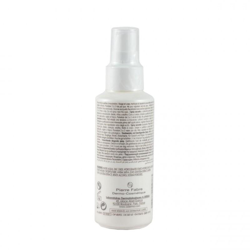 A-derma cytelium spray secante 100ml - Farmacia Olmos