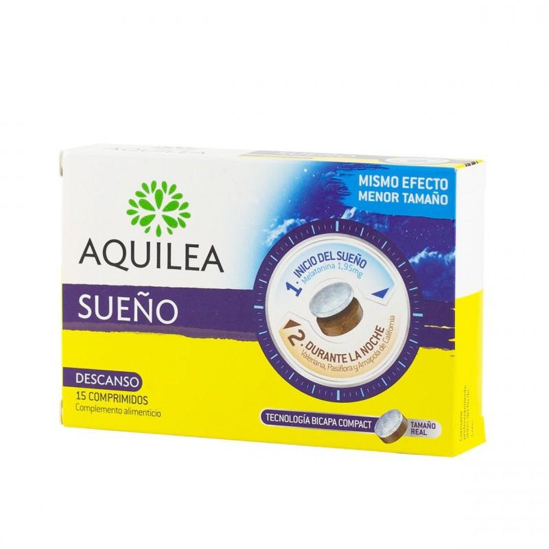 Aquilea sueño 15 comprimidos - Farmacia Olmos