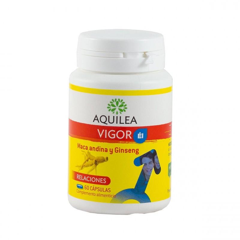 Aquilea vigor el 60 capsulas - Farmacia Olmos