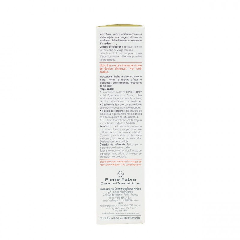 Avene anti-rojeces dia emulsion 40ml - Farmacia Olmos