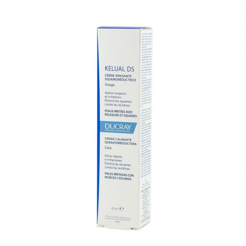 Kelual ds crema queratorreductora facial 40ml - Farmacia Olmos