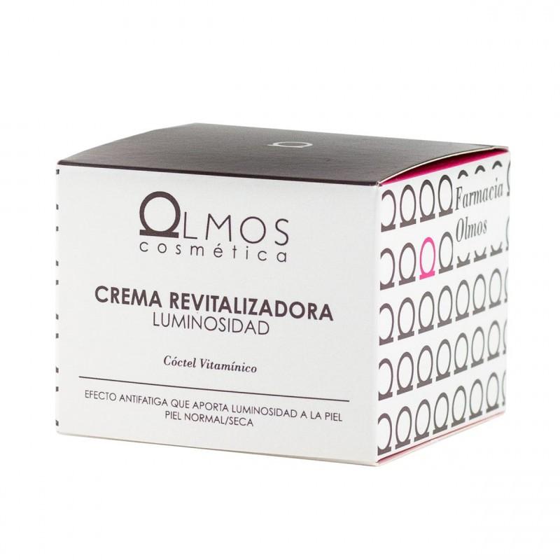 Olmos crema revitalizadora luminosidad 50ml-Farmacia Olmos