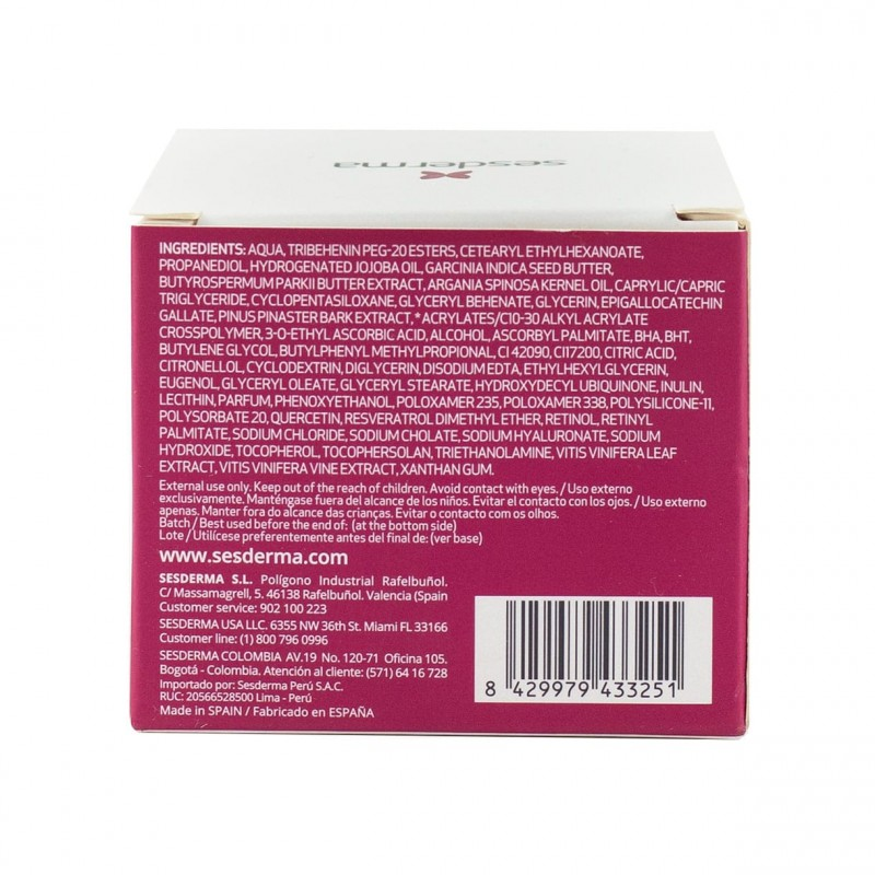 Sesderma resveraderm antiox crema 50 ml-Farmacia Olmos