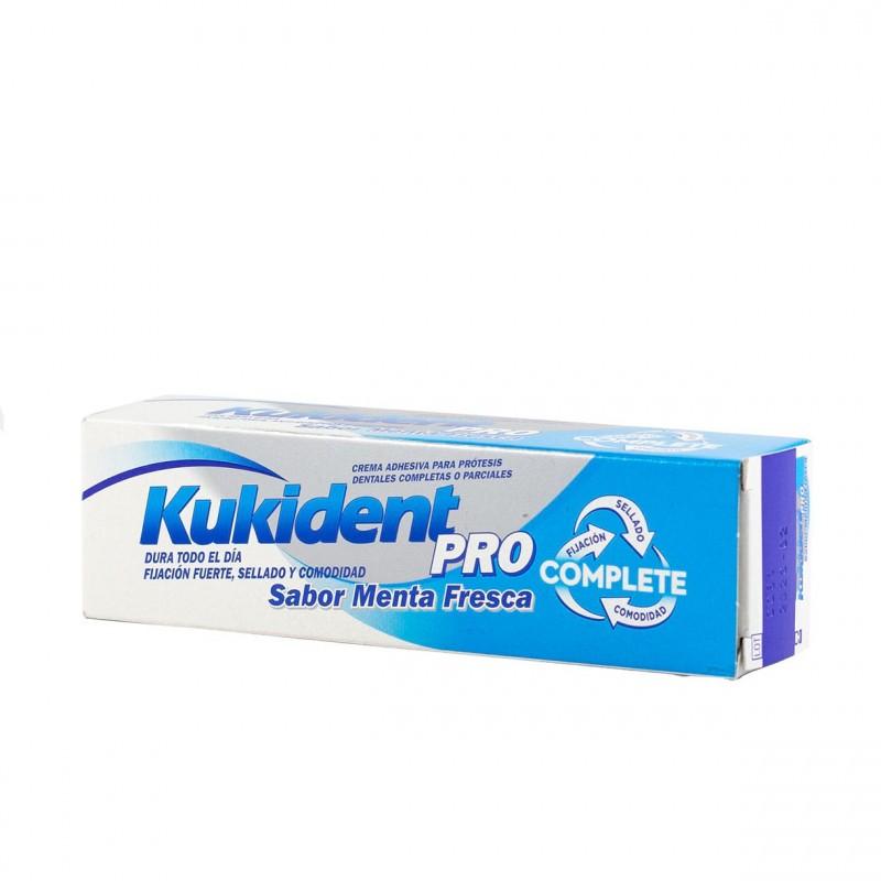 Kukident pro sabor refrescante 47 g - Farmacia Olmos