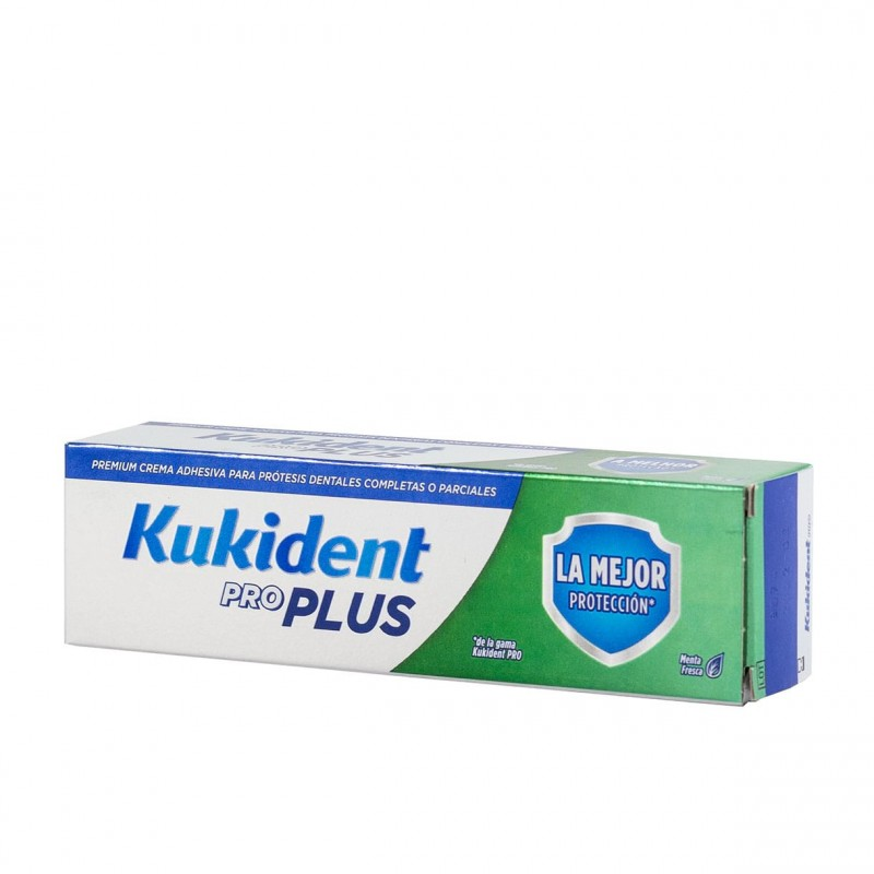 Kukident pro aliento fresco + efecto sellado  40 g - Farmacia Olmos