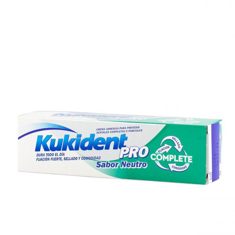 Kukident pro  sabor neutro 47 g - Farmacia Olmos