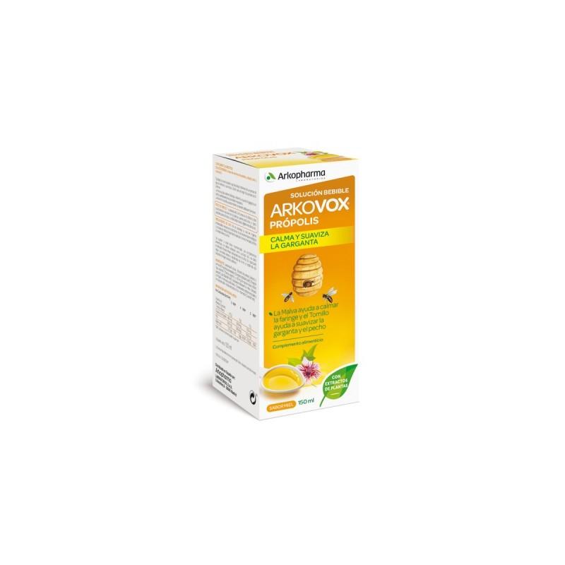 Arkovox propolis jarabe 150 ml - Farmacia Olmos