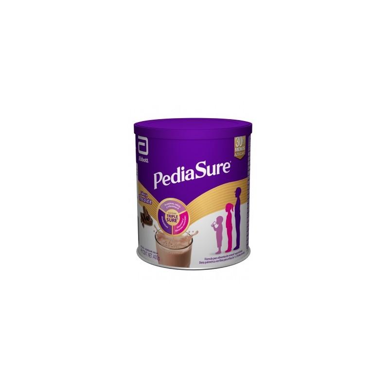 Pediasure chocolate 400 g - Farmacia Olmos