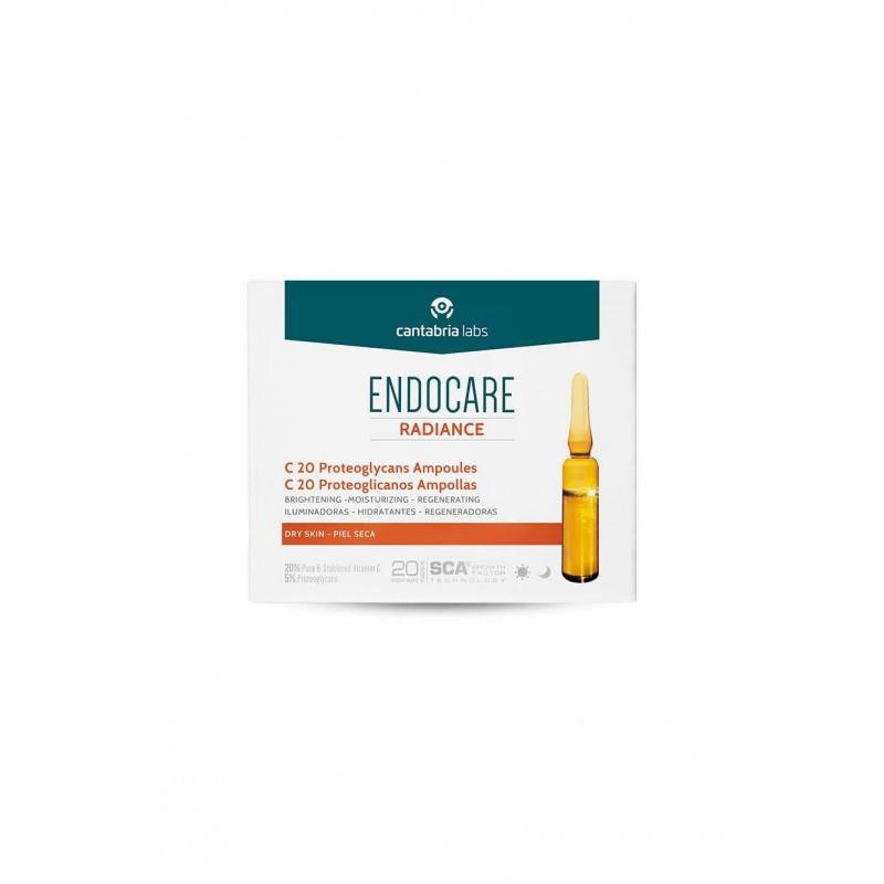 Endocare c20 proteoglicanos  1 ml 30 ampollas -Farmacia Olmos