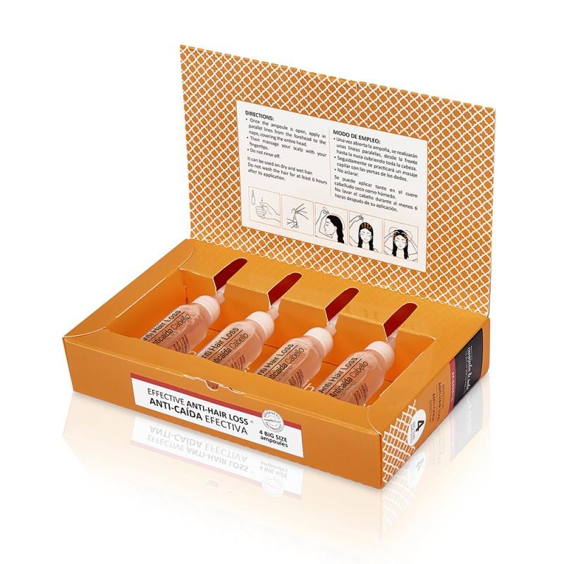 Nuggela & sule anticaida efectiva 4 ampollas x 10 ml-Farmacia Olmos