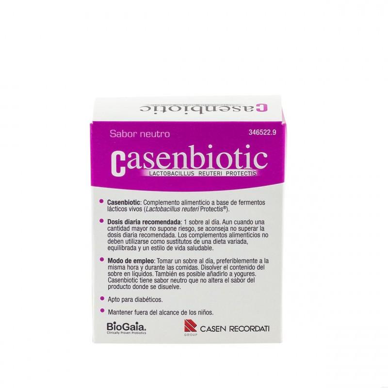 Casenbiotic 10 sobres - Farmacia Olmos