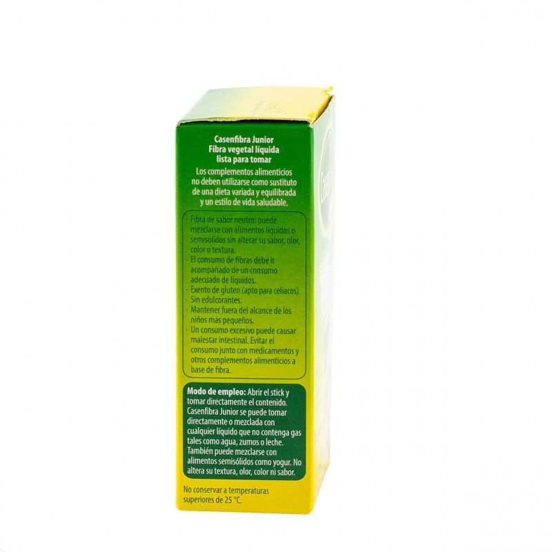 Casenfibra junior fibra vegetal liquida 200ml - Farmacia Olmos