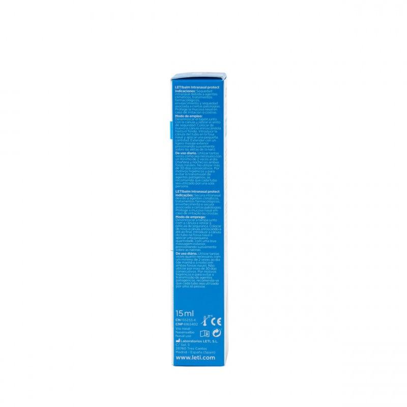 Letibalm intranasal protect gel 15ml-Farmacia Olmos