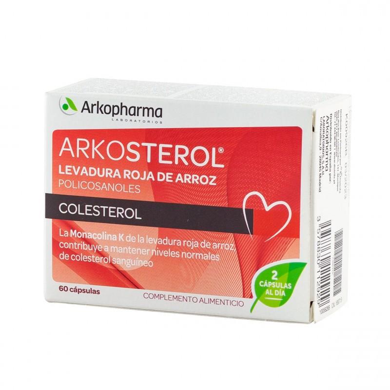 Arkosterol 60 capsulas-Farmacia Olmos